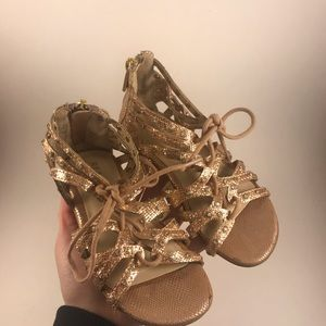 Girls Kenneth Cole Reaction Sandals Size 9